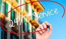 24/7 Emergency Garage Door Services